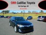 2012 Attitude Black Metallic Toyota Camry XLE #73440762