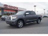 2012 Magnetic Gray Metallic Toyota Tundra Platinum CrewMax 4x4 #73440582