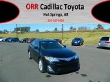2012 Attitude Black Metallic Toyota Camry Hybrid XLE #73440757