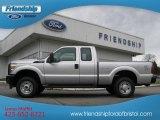 2012 Ingot Silver Metallic Ford F250 Super Duty XL SuperCab 4x4 #73440471