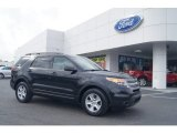 2013 Tuxedo Black Metallic Ford Explorer FWD #73440579