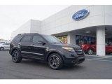 2013 Tuxedo Black Metallic Ford Explorer Sport 4WD #73440578
