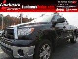 2010 Black Toyota Tundra SR5 Double Cab #73440573