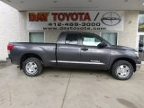 2013 Magnetic Gray Metallic Toyota Tundra TRD Double Cab 4x4 #73484574