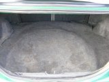 2000 Ford Mustang V6 Coupe Trunk