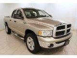 2005 Light Almond Pearl Dodge Ram 1500 Laramie Quad Cab 4x4 #73485001