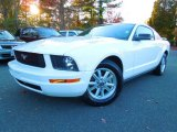 2006 Performance White Ford Mustang V6 Premium Coupe #73484999
