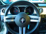 2006 Ford Mustang V6 Premium Coupe Steering Wheel