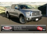 2013 Silver Sky Metallic Toyota Tundra Platinum CrewMax 4x4 #73484457