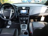 2013 Chrysler 200 S Convertible Dashboard