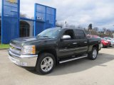2013 Fairway Metallic Chevrolet Silverado 1500 LT Crew Cab 4x4 #73484665