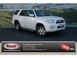 2013 Blizzard White Pearl Toyota 4Runner SR5 4x4 #73484435