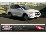 2012 Blizzard White Pearl Toyota RAV4 V6 Limited 4WD #73484433
