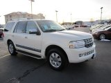 2007 White Chocolate Tri-Coat Lincoln Navigator Ultimate 4x4 #73484985