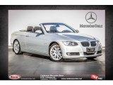 2009 Titanium Silver Metallic BMW 3 Series 328i Convertible #73484521