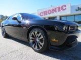2013 Pitch Black Dodge Challenger SRT8 392 #73484761