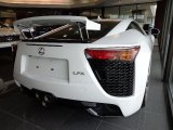 Lexus LFA Badges and Logos
