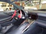 Lexus LFA Interiors