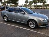 2008 Quartz Grey Metallic Audi A4 2.0T Sedan #73484498