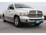 2004 Bright White Dodge Ram 1500 SLT Quad Cab #73485141
