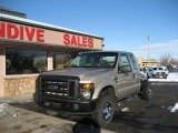 2008 Ford F250 Super Duty XL SuperCab 4x4 Chassis Data, Info and Specs