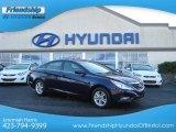 2013 Indigo Night Blue Hyundai Sonata GLS #73484632