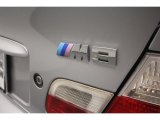 BMW M3 2001 Badges and Logos