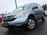 2010 Glacier Blue Metallic Honda CR-V LX #73484706