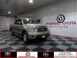 2008 Desert Sand Mica Toyota Tundra Limited CrewMax 4x4 #73484602
