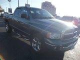 2005 Mineral Gray Metallic Dodge Ram 1500 SLT Quad Cab #73484600