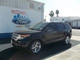 2013 Tuxedo Black Metallic Ford Explorer XLT #73484596