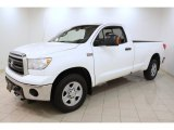 2010 Toyota Tundra Regular Cab 4x4 Data, Info and Specs