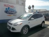 2013 Oxford White Ford Escape SE 1.6L EcoBoost #73484591