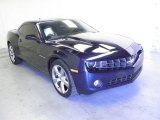 2010 Imperial Blue Metallic Chevrolet Camaro LT/RS Coupe #73538802