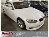 2012 Mineral White Metallic BMW 3 Series 328i Convertible #73538712