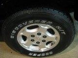 GMC Suburban 1999 Wheels and Tires