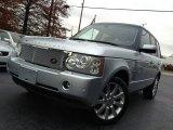 2007 Zermatt Silver Metallic Land Rover Range Rover Supercharged #73539045