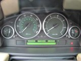 2005 Land Rover Range Rover HSE Gauges