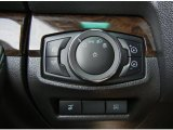 2011 Ford Explorer Limited Controls