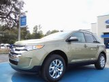 2013 Ginger Ale Metallic Ford Edge SEL #73538586