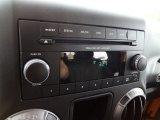 2012 Jeep Wrangler Sport 4x4 Audio System