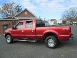2001 Ford F250 Super Duty Toreador Red Metallic