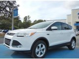 2013 Oxford White Ford Escape SE 1.6L EcoBoost #73538576
