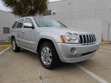 2006 Bright Silver Metallic Jeep Grand Cherokee Overland 4x4 #73538946