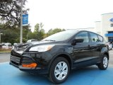 2013 Tuxedo Black Metallic Ford Escape S #73538574
