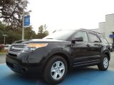 2013 Tuxedo Black Metallic Ford Explorer FWD #73538571