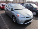 2012 Sea Glass Pearl Toyota Prius 3rd Gen Three Hybrid #73539008