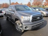 2011 Magnetic Gray Metallic Toyota Tundra Double Cab 4x4 #73539006