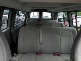 2010 GMC Savana Van Interiors