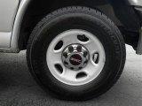 GMC Savana Van 2010 Wheels and Tires